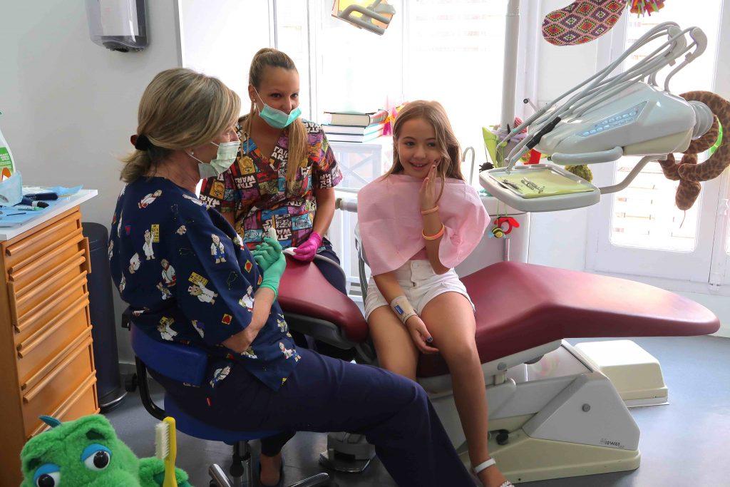 dental medica niños